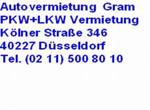 Lkw Vermietung München : lkw transporter auto vermietung d sseldorf ~ Watch28wear.com Haus und Dekorationen