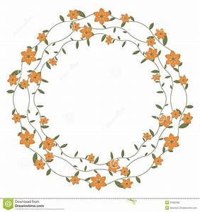 Floral Frame Stock Photography - Image: 31662392