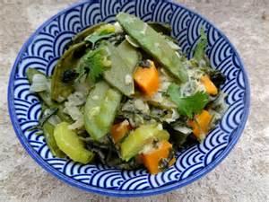 lait de coco cuisine marmite de légumes au lait de coco et basilic thaï blogs