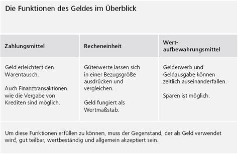 Funktion Und Eigenschaften Der Dfbremse by Die Funktion Des Geldes Kswe Abteilung G1h