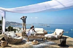 Canapé Rotin Maison Du Monde : bain de soleil transat en rotin maisons du monde ~ Teatrodelosmanantiales.com Idées de Décoration