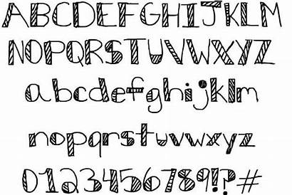 Stripes Bubbles Font Fonts Letter Fontriver Alphabet