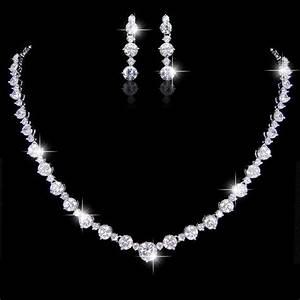 bijoux 8 sublimes parures en diamants astuces de filles With parure en diamant pour mariage