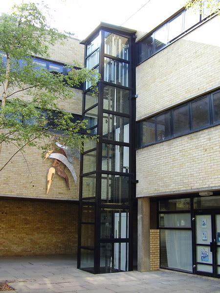 School Lift for Bitterne Park School in Southampton