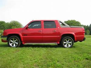Sell Used 04 Chevy Avalanche Z71 W  Regency Package In Indian Orchard  Massachusetts  United States