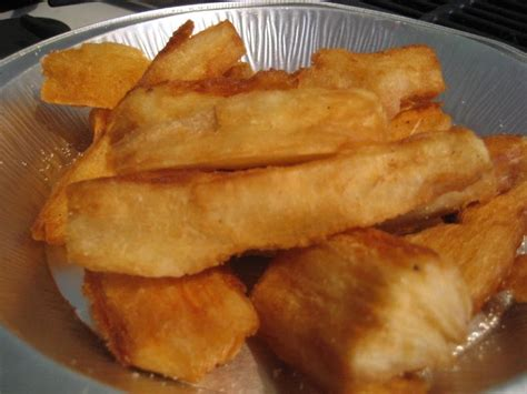 yuca fries cuban in the midwest yuca frita yucca fries