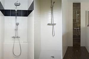 Carrelage Adhesif Pour Salle De Bain : carrelage douche pas cher ~ Mglfilm.com Idées de Décoration