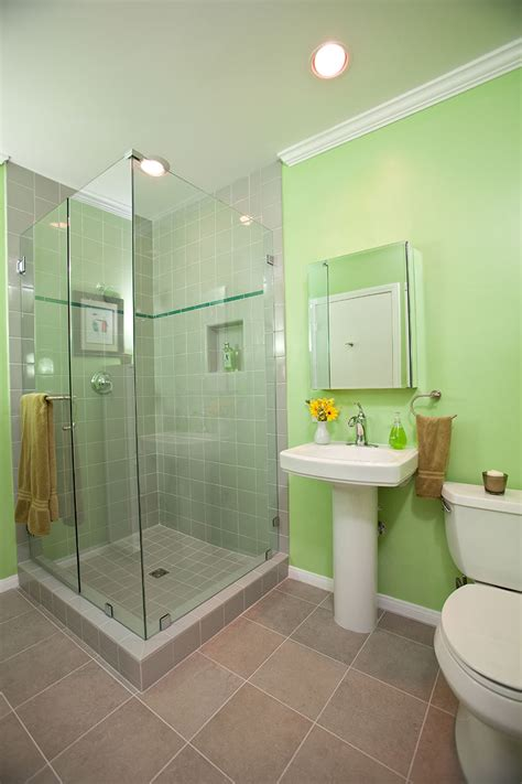 Eclectic Design Style Bathrooms By One Week Bath