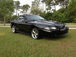 Find used 1998 Ford Mustang GT Convertible 2-Door 4.6L NO RESERVE MUST SELL in Delray Beach ...