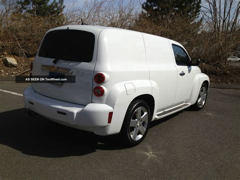 2008 Chevrolet Hhr Lt Panel Wagon 4 Door 2 4l