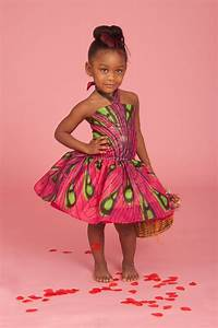 African Dress Styles for Kids-19 Cute African Attire for ...
