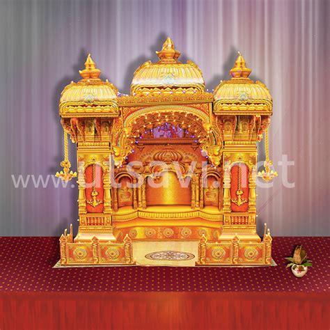 utsavi buy siddhivinayak makhar decoration  utsavi