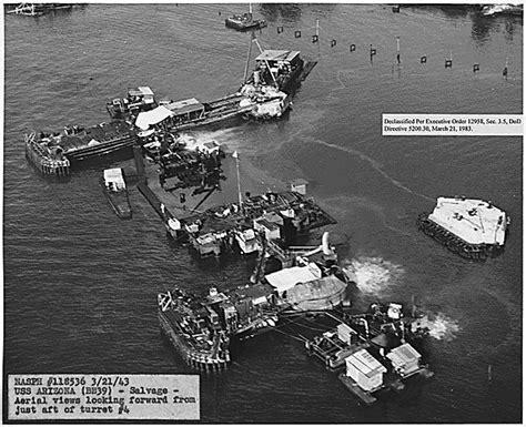 Boat Salvage Yards Colorado by U S S Arizona Salvage Yahoo Image Search Results