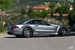 Poze Wallpapers - Wallpapers: Mercedes SL65 AMG Black ...