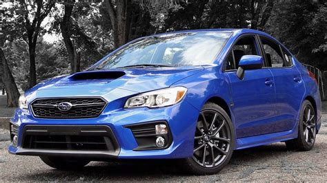 Wrx Subaru 2019 by 2019 Subaru Wrx Review
