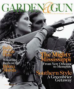 garden and gun magazine doe a s thankful thursday garden gun