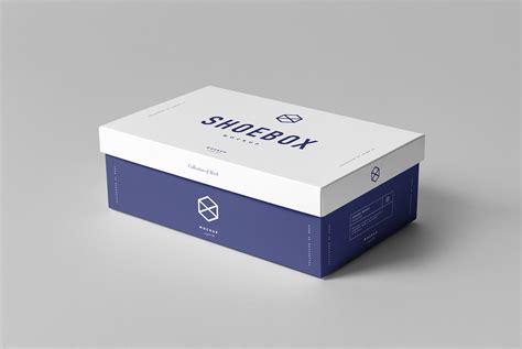 Shoe Box Mock-up On Behance