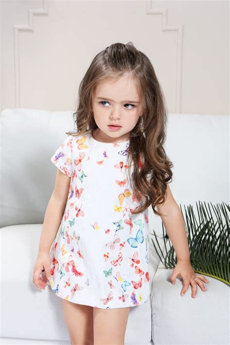 toddlers summer dress  girl      years  baby