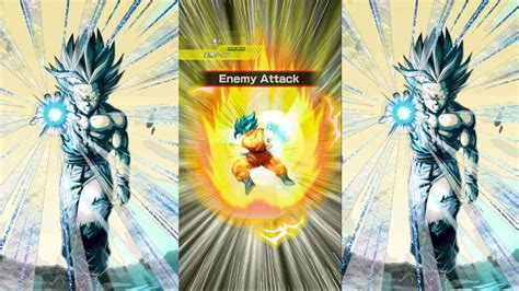Dokkan Battle Lr Gohan Vs Ssbk Goku!