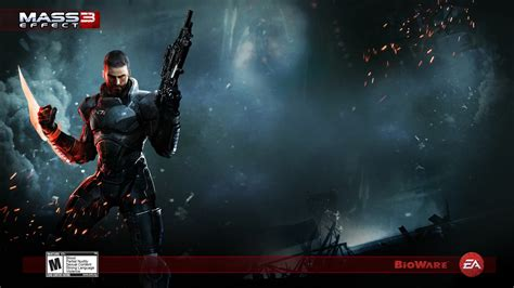 action game mass effect  wallpapers hd wallpapers id