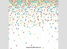 Confetti Vectors, Photos and PSD files Free Download
