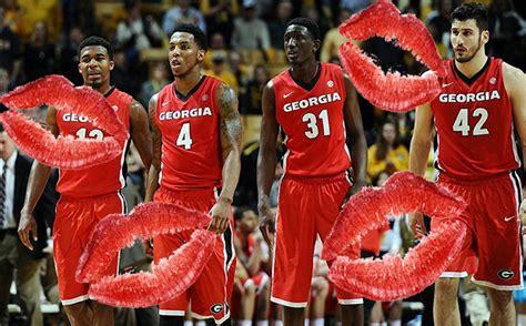 ranking  sexiness  uga basketball players