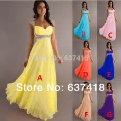 chiffon bridesmaid dresses 100 in stock chiffon bridesmaid dress prom dress with sequins and lace up back junior