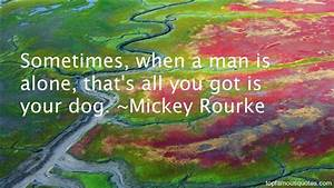 Mickey Rourke quotes: top famous quotes and sayings by ...