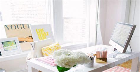 bureau sympa idees deco pour amenager un bureau sympa à la maison