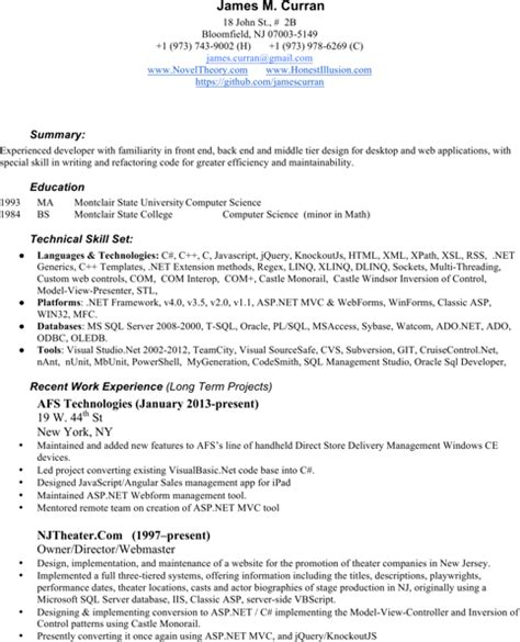classic resume templates for excel pdf and word