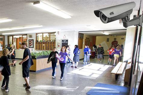 Why Cctv Camera At School ?  Essl Security