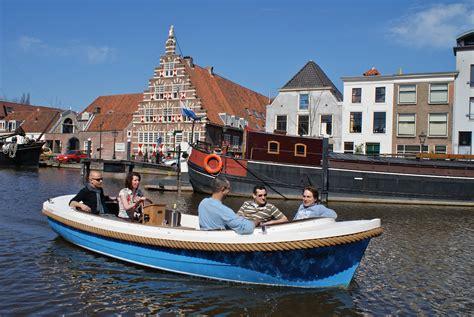 Boten Leiden by Abonnement Sloep Huren Leiden