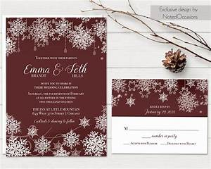 burgundy and silver wedding invitation rhinestone invite With burgundy wedding invitations etsy