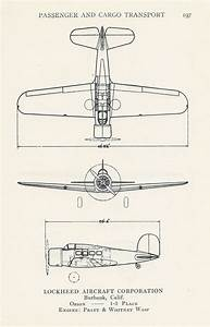 Airplane Diagram  Aviation Print  Vintage Illustration