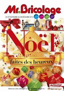 Geotextile Mr Bricolage : catalogue mr bricolage noel by skazy issuu ~ Melissatoandfro.com Idées de Décoration