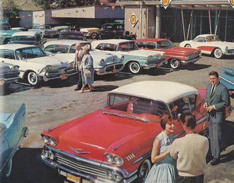 MotorCities - OK Used Cars Were a Part of Our American ...