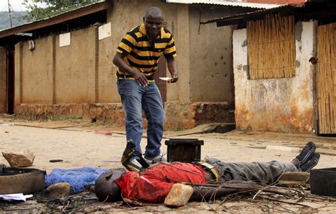 burundi violence  belgian colonisation  ongoing