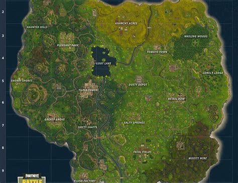 fortnite carte tresor semaine  nounou cathofr