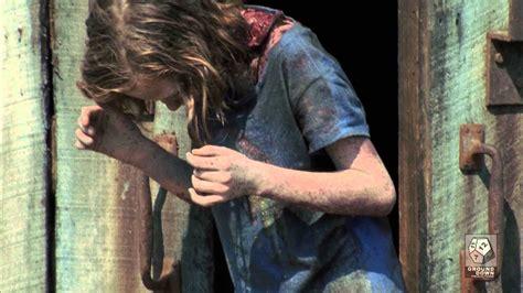 barn sophia walking dead zombies