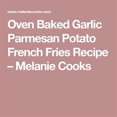 Recipe Fries Garlic French Parmesan Baked Potato