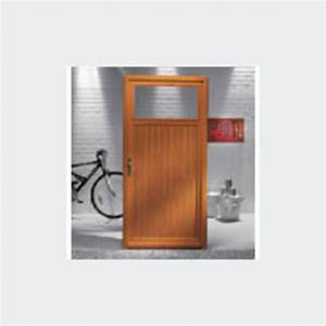 Porte De Service Aluminium : blocs portes en aluminium pvc ou bois portes de service ~ Dailycaller-alerts.com Idées de Décoration