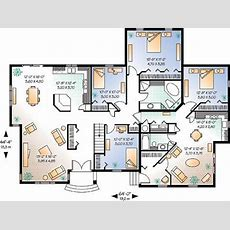 Floor Home House Plans Selfsustainable House Plans