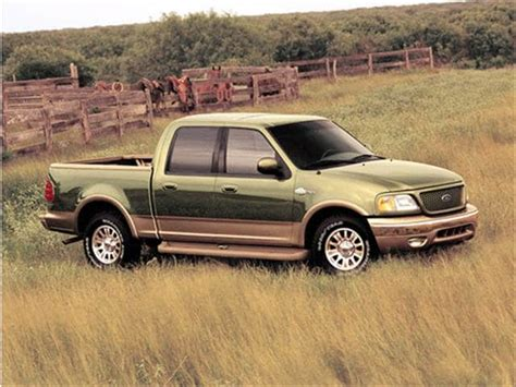 blue book used cars values 2004 ford f150 interior lighting 2002 ford f150 supercrew cab king ranch 4d used car prices kelley blue book