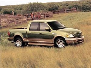 Used 2003 Ford F150 Supercrew Cab King Ranch Pickup 4d 5 1