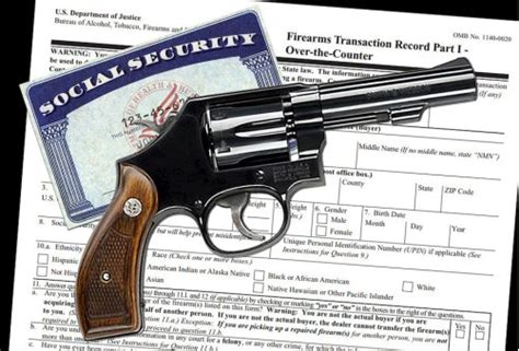 Firearm Background Check Editorial Universal Gun Background Check