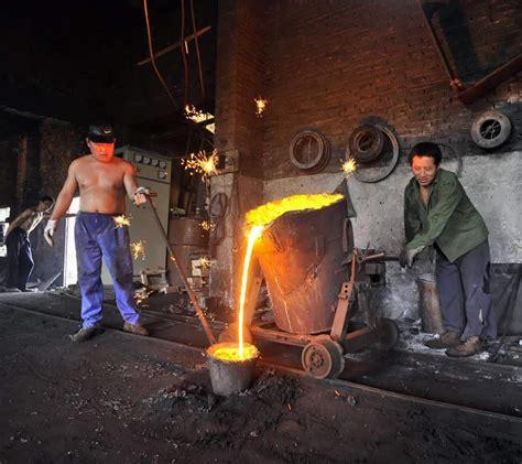 Calmet - Iron Casting Foundry   Investment Iron casting ...