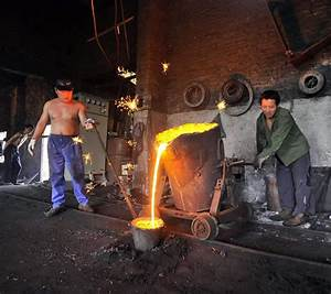 Calmet Iron Casting Foundry Investment Iron Casting