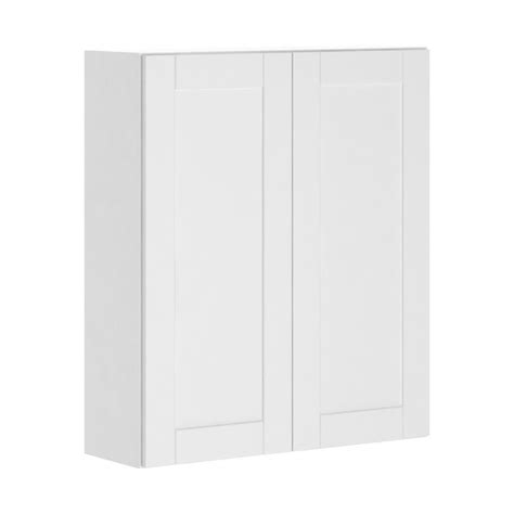 Hton Bay Shaker Wall Cabinets by Hton Bay Princeton Shaker Assembled 36x42x12 In Wall