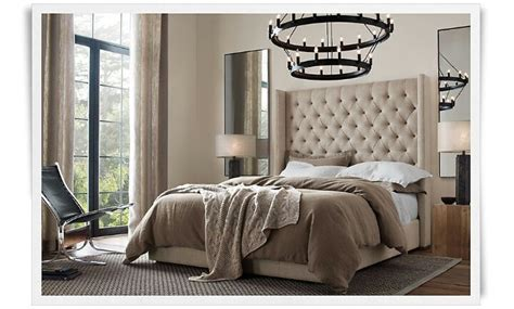 Restoration Hardware Bedroom, Restoration Hardware And