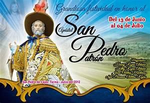 1 Patronal La Poste : programa fiesta patronal en honor a la imagen san pedro ~ Premium-room.com Idées de Décoration